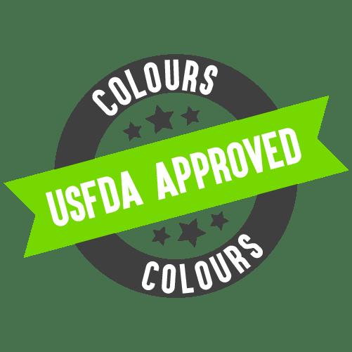 USFDA Approved logo
